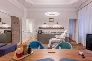 Cabinet de consultation chirurgie esthétique du Dr Masson