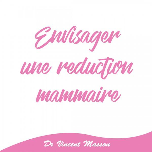 chirurgie esthétique réduction mammaire paris