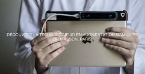 realite virtuelle 4D augmentation mammaire