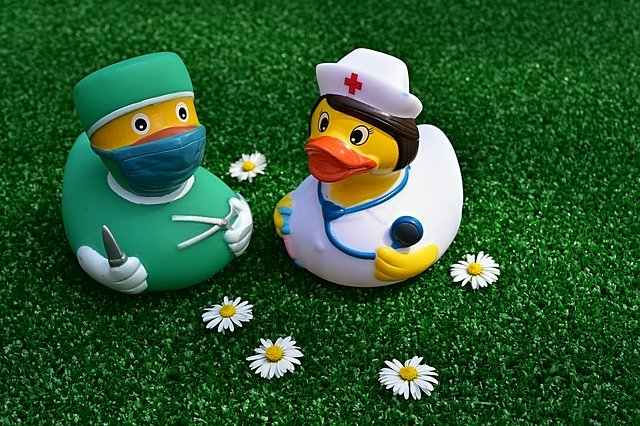 canards chirurgie